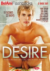 Bel Ami, Flashbacks: Desire  (2 DVD set)